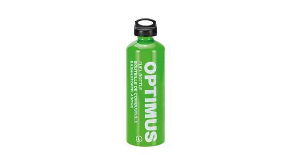 Optimus brandstoffles mit kindersicherung, 1 liter groen